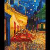 Diamond Dotz Cafe bei Nacht (Van Gogh)