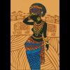 Diamond Dotz Afrikanische Prinzessin