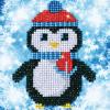 Diamond Dotz Pinguin