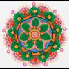 Diamond Dotz Blumen Mandala